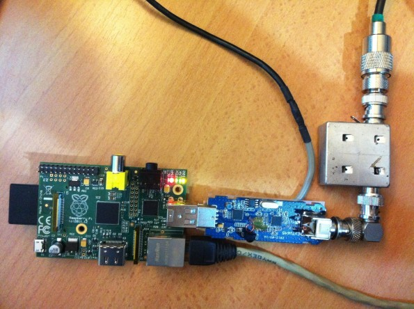 RTL-SDR and Raspberry Pi